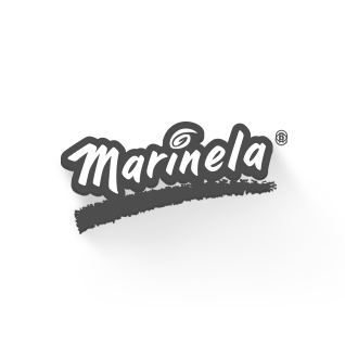 Logotipo Marinela, constructora de fábricas de alimentos, grupo CCEIC