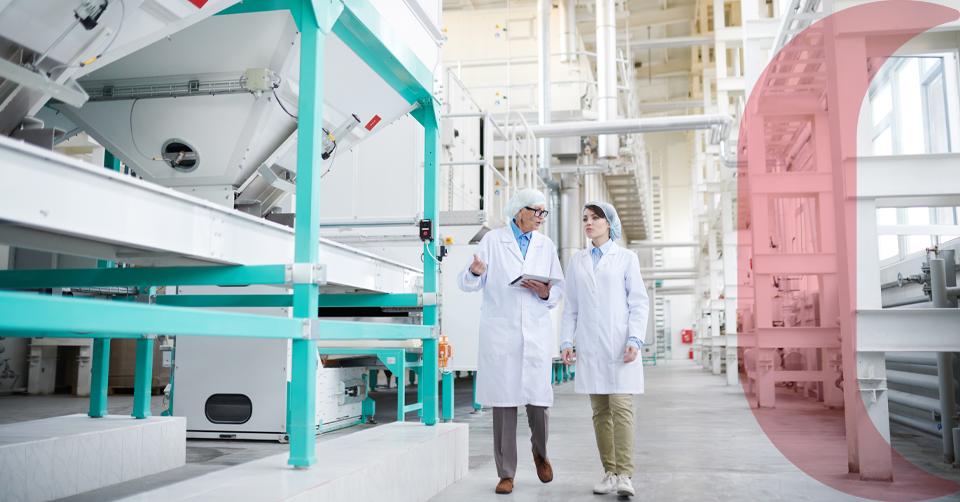 fábrica de alimentos, CCEIC somos la Constructora de Fábricas de Alimentos para empresas AAA de alimentos, bebidas y algunos otros sectores industriales con presencia en México y el mundo.